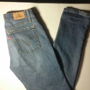Levis Skinny Jeans Womens Size 28/28
